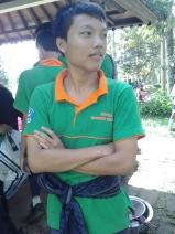 kemah sispala SMA N 2 Mengwi